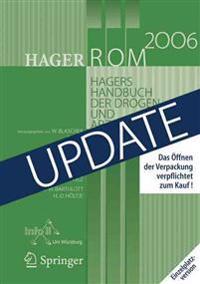 Hagerrom 2006. Hagers Handbuch Der Drogen Und Arzneistoffe