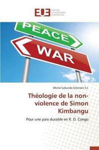 Theologie de La Non-Violence de Simon Kimbangu