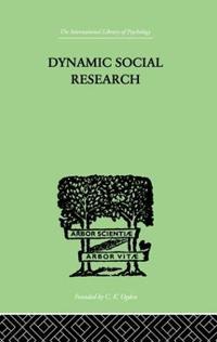 Dynamic Social Research