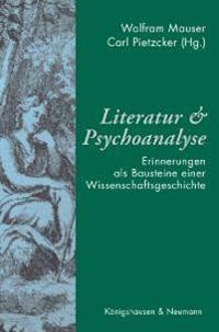 Literatur und Psychoanalyse