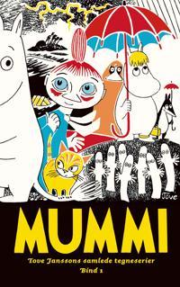 Mummi; Tove Janssons samlede tegneserier; bind 1