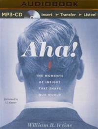 AHA!: The Moments of Insight That Shape Our World