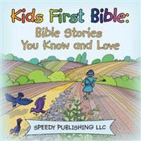Kids First Bible
