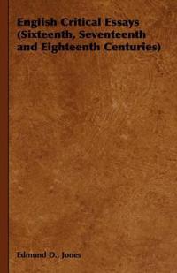 English Critical Essays
