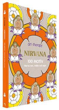 Nirvana : 100 motiv - varva ner, måla och njut
