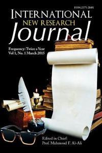 International New Research Journal