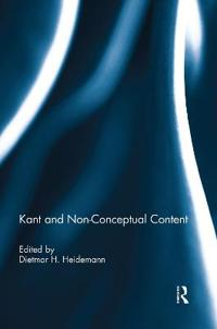 Kant and Non-Conceptual Content