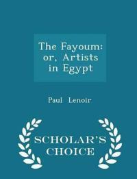 The Fayoum