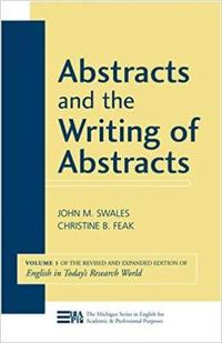 Abstracts and the Writing of Abstracts