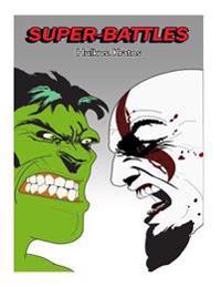 Super-Battles: Kratos V/S Hulk