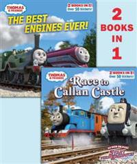 Race to Callan Castle/The Best Engines Ever! (Thomas & Friends)