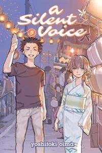 A Silent Voice Vol. 5