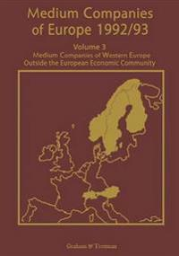Medium Companies of Europe