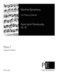 Manfred Symphony: Piano 1