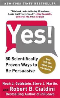Yes! 50 : Scientifically Proven Ways to be Persuasive Download Free Business Book