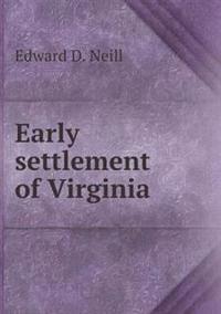 Early Settlement of Virginia