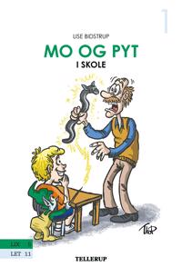 Mo og Pyt i skole