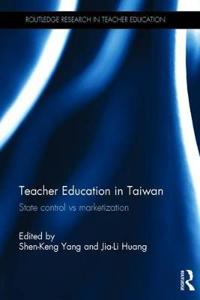 Teacher Education in Taiwan