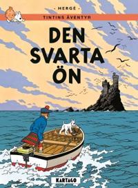 Den svarta ön - Hergé pdf epub