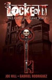 Locke & Key: Volume 1 - Welcome to Lovecraft