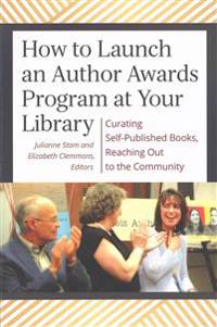 How to Launch an Author Awards Program at Your Library