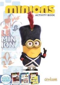 Minions: Activity Book