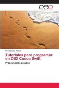 Tutoriales para programar en OSX Cocoa Swift