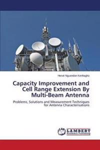 Capacity Improvement and Cell Range Extension by Multi-Beam Antenna