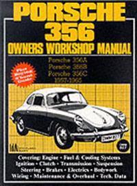 Porsche 356 Owners Workshop Manual