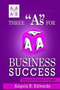 Three as for Business Success: Attention & Retention Strategies