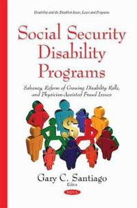 Social Security Disability Programs