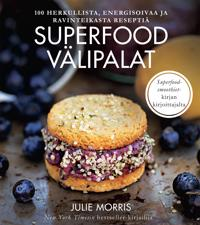 Superfood-välipalat