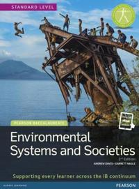 Environmental Systems and Societies + Etext