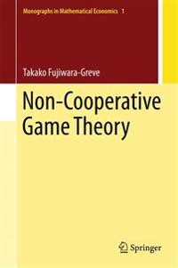 Non-cooperative Game Theory