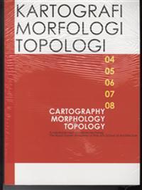 Kartografi, morfologi, topologi