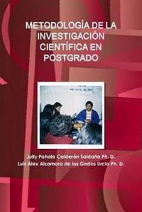 Metodologia De La Investigacion Cientifica En Postgrado