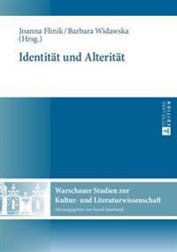 Identitaet Und Alteritaet