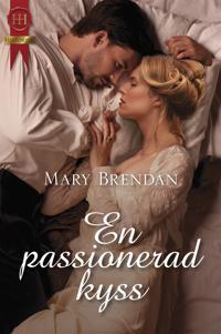 En passionerad kyss