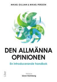 Den allmänna opinionen : en introducerande handbok