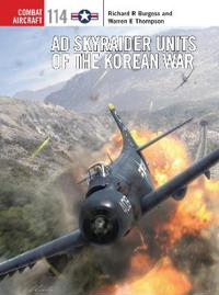 Ad Skyraider Units of the Korean War