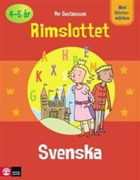 Rimslottet, svenska