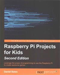 Raspberry Pi Projects for Kids -