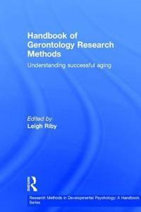 Handbook of Gerontology Research Methods