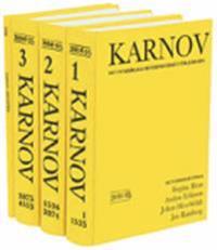 Karnov 2013/14 - Svensk lagsamling med kommentarer