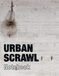 Urban Scrawl Notebook