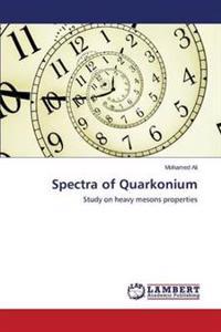 Spectra of Quarkonium