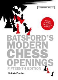 Batsfords modern chess openings