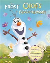 Frost. Olofs favoritpyssel
