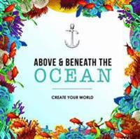 Colouring Book Above & Beneath the Ocean