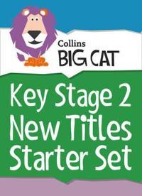 Collins Big Cat - Key Stage 2 New Titles Starter Set